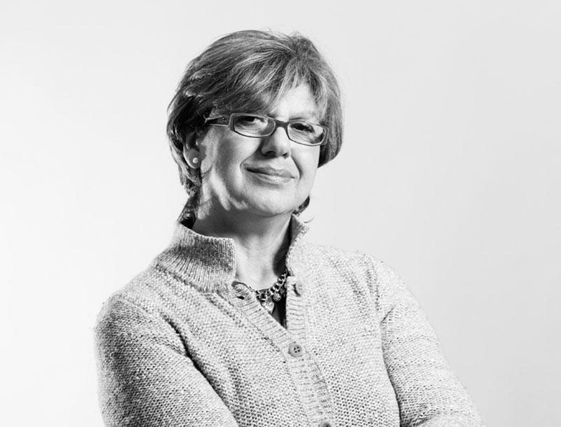 Silvana Incribelli, assistenza clienti di Borioli e Bianchi brokers.