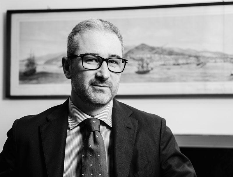 Stefano Bianchi, direttore di Borioli e Bianchi Brokers